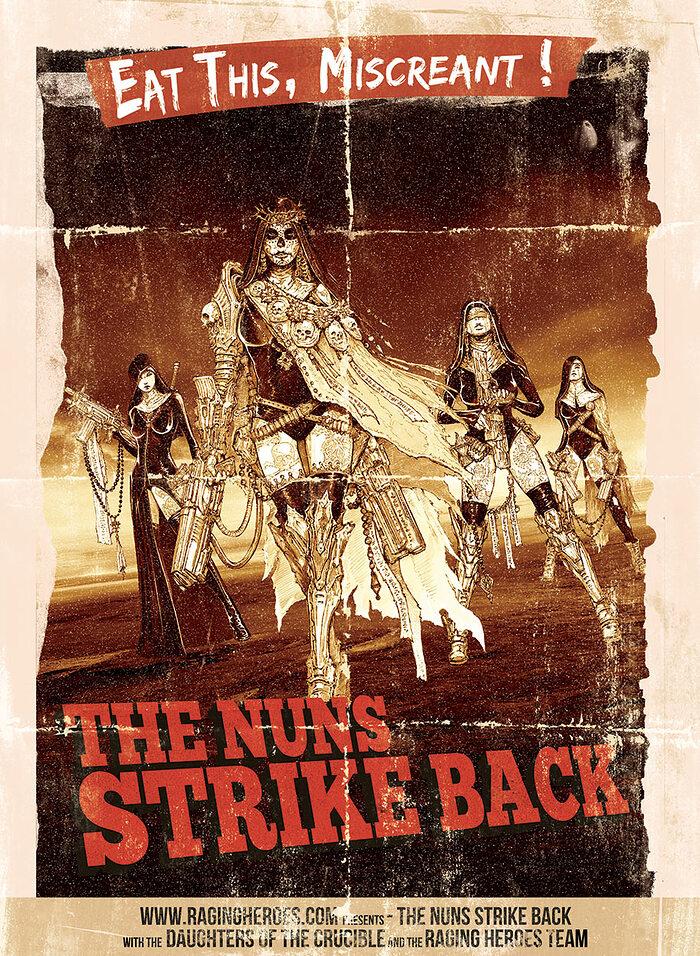 Nuns Strikes Back