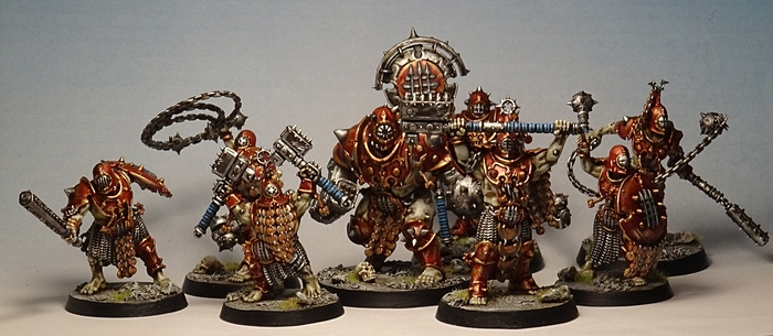 Iron Golems (1)