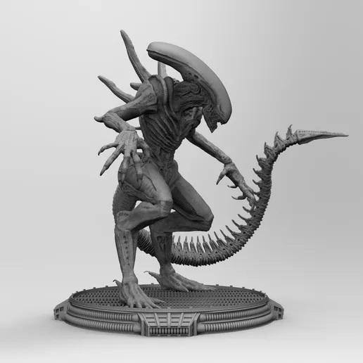 Alien - Xenomorph0